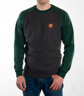 "Sweater ""Premium"" KMII grey-green"