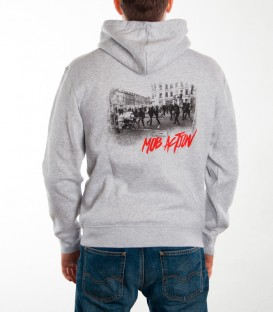 Hoodie Riots Backprint Men
