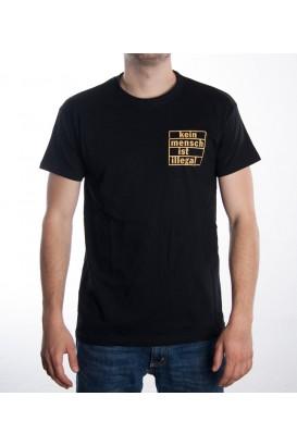 T-Shirt Kein Mensch ist illegal Men