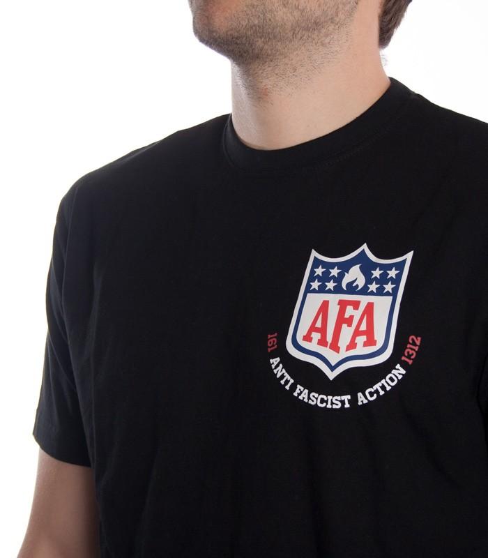 4d8b15b652220c T-Shirt AFA blue-red-white Men - Mob Action