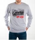 Sweater Riots - men - grey
