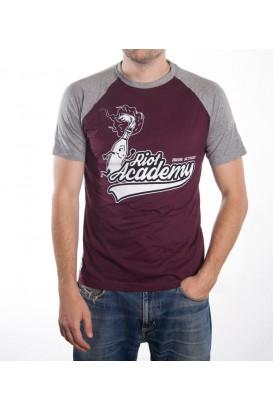 T-Shirt Riot Academy Men