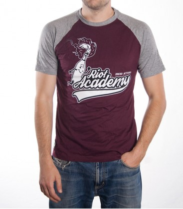 T-Shirt Riot Academy Men