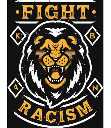 T-Shirt Kein Bock Auf Nazis 'Lion'