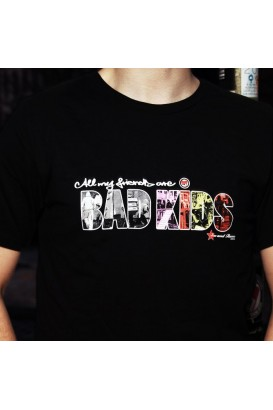 T-Shirt Bad Kids