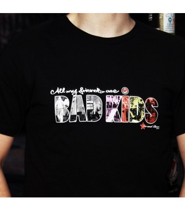 T-Shirt Bad Kids
