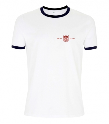 T-Shirt - AFA Red - White