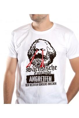 T-Shirt - Sächsische Zustände
