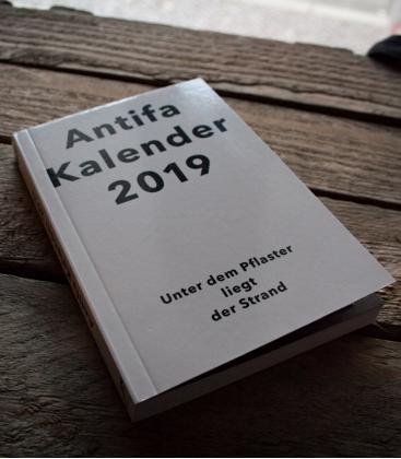 Antifa Taschenkalender 2019