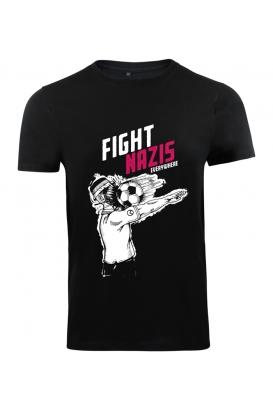 Fight Nazis Everywhere - T-Shirt
