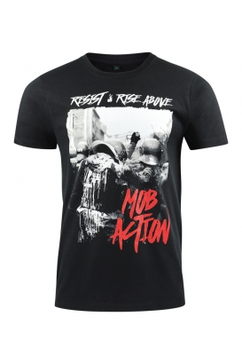 T-Shirt Resist and Rise Above