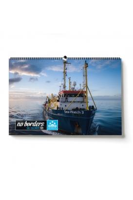 No Borders Kalender 2019