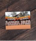 Postkarte - Connewitz  - Antifa Area