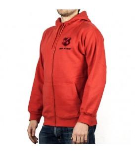 Hoodie Blazon Red