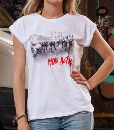 Girlie-Shirt Riots Women White