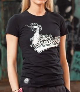 T-Shirt RIOT ACADEMY Women