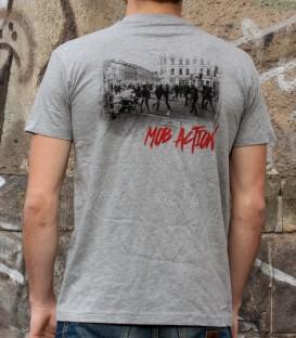 T-Shirt Riots Backprint Men