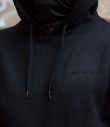 Ninja-Hoodie invisible