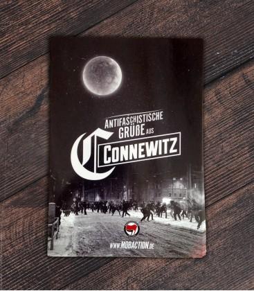 Postkarte Welcome to Connewitz