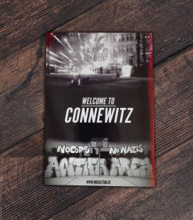 "Postkarte ""Welcome to Connewitz"""
