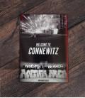 "Postkarte ""Welcome to Connewitz"""