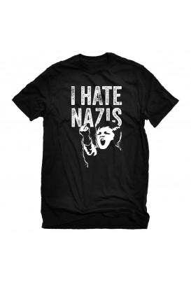T-Shirt I HATE NAZIS