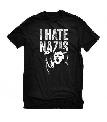 T-Shirt I HATE NAZIS