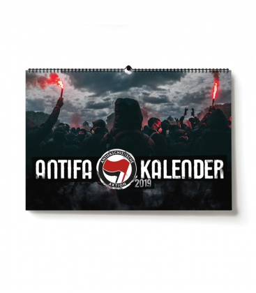 Antifa Wandkalender 2019
