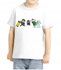 Riot Pigs - KIDS T-Shirt - weiß