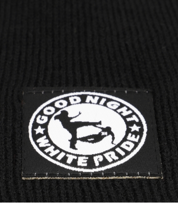 Beanie Good Night White Pride