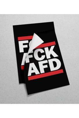 Poster - FCK AFD - A2