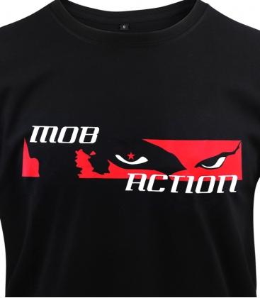 T-Shirt - Eyes - tailliert