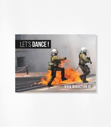 30 Sticker - Let's Dance - Men