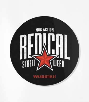 Redical Streetwear - 30 Sticker