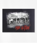 30 Sticker - MA Riots