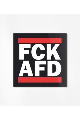 FCK AFD - 30 Aufkleber
