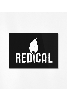 30 Sticker - REDICAL