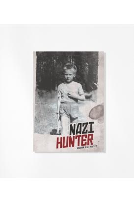 """Nazihunter"" 30 Aufkleber"