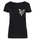 T-Shirt MA LGBTQ - tailliert