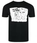 T-Shirt - Das Viertel bleibt dreckig - Black