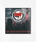 30 Sticker - MA ANTIFA