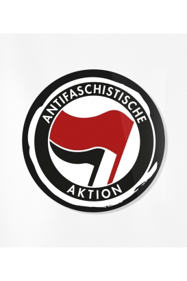 30 Sticker - Antifaschistische Aktion
