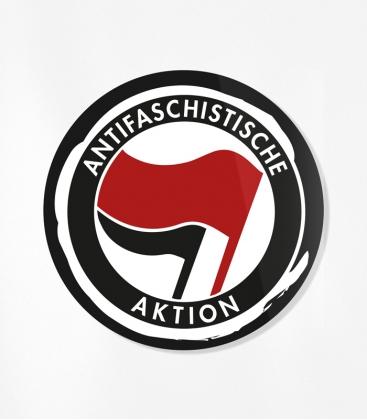 30 Sticker - Antifaschistische Aktion