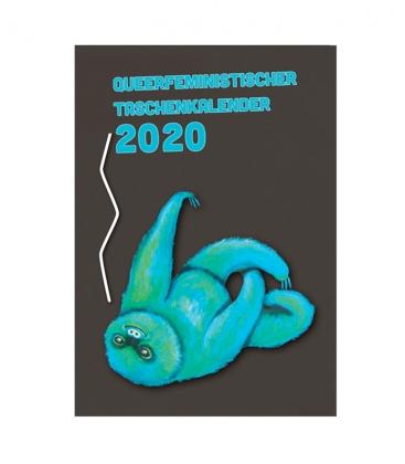 Queerfeministischer Taschenkalender 2020