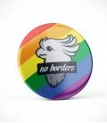 NB Rainbow - Button
