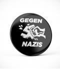 Gegen Nazis - Button