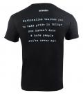 T-Shirt - Nationalism sucks