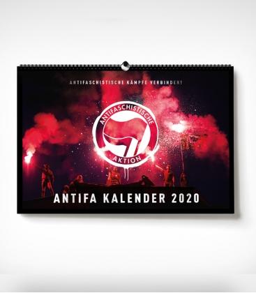 ANTIFA SOLI - KALENDER 2020