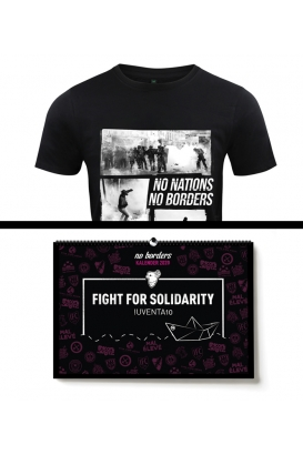 No Borders Kalender T-Shirt Bundle