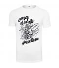 T-Shirt Oma ist ne alte Umweltsau - weiß
